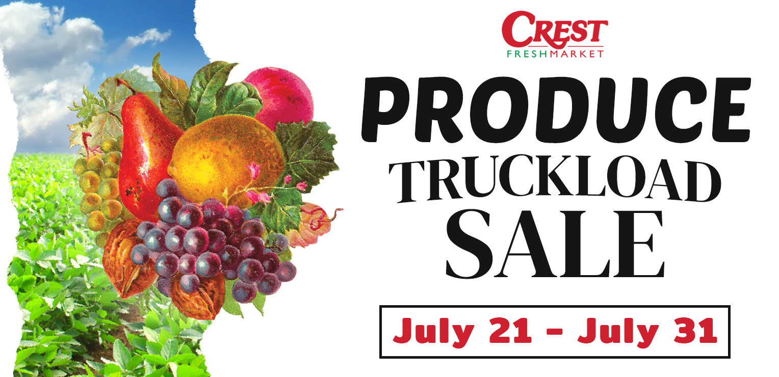 Produce Truckload Sale 2021