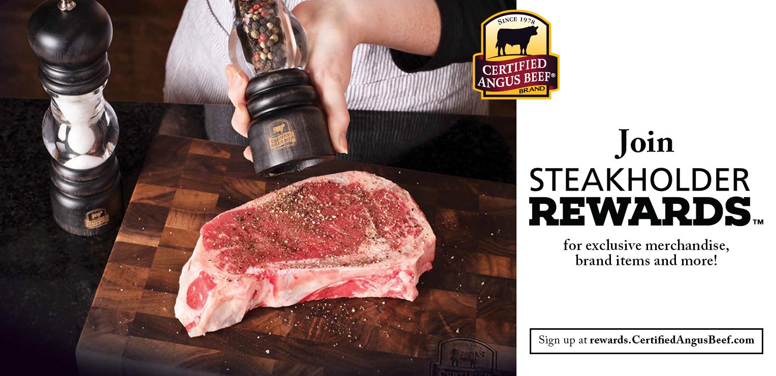 Steakholder Rewards