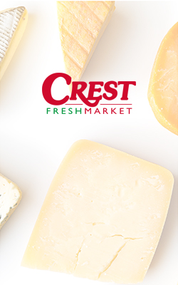 crest specialty cheese